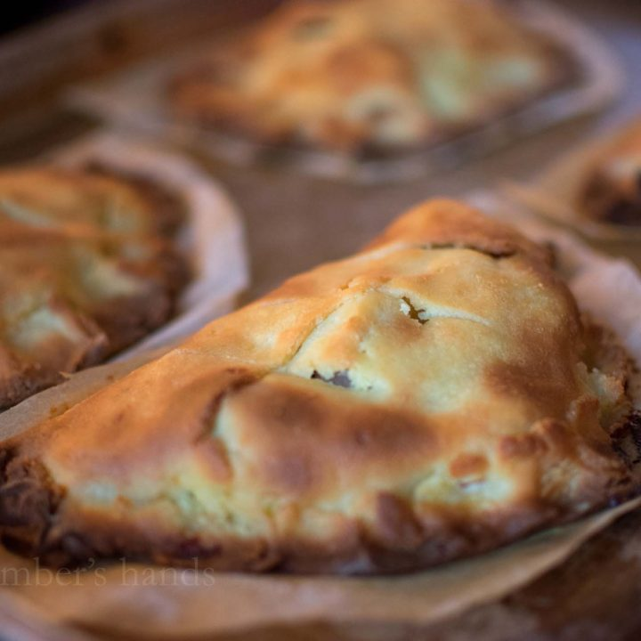 Low Carb Pasty