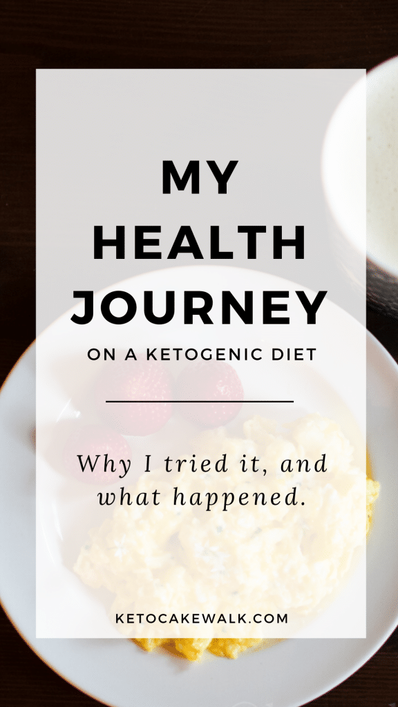 You've heard about a ketogenic diet, but you don't know if it's for you. Find out what it did for me. #keto #diet #results #health #journey