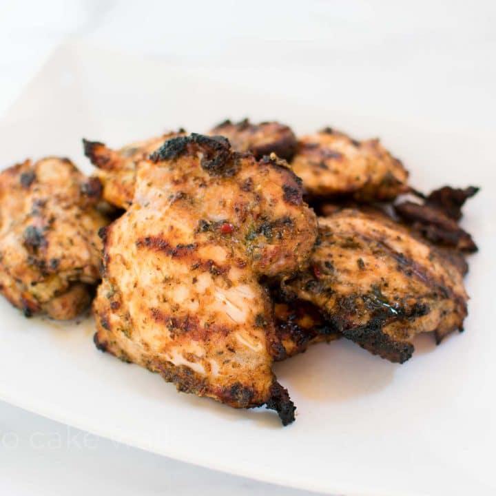 Grilled Italian Chicken