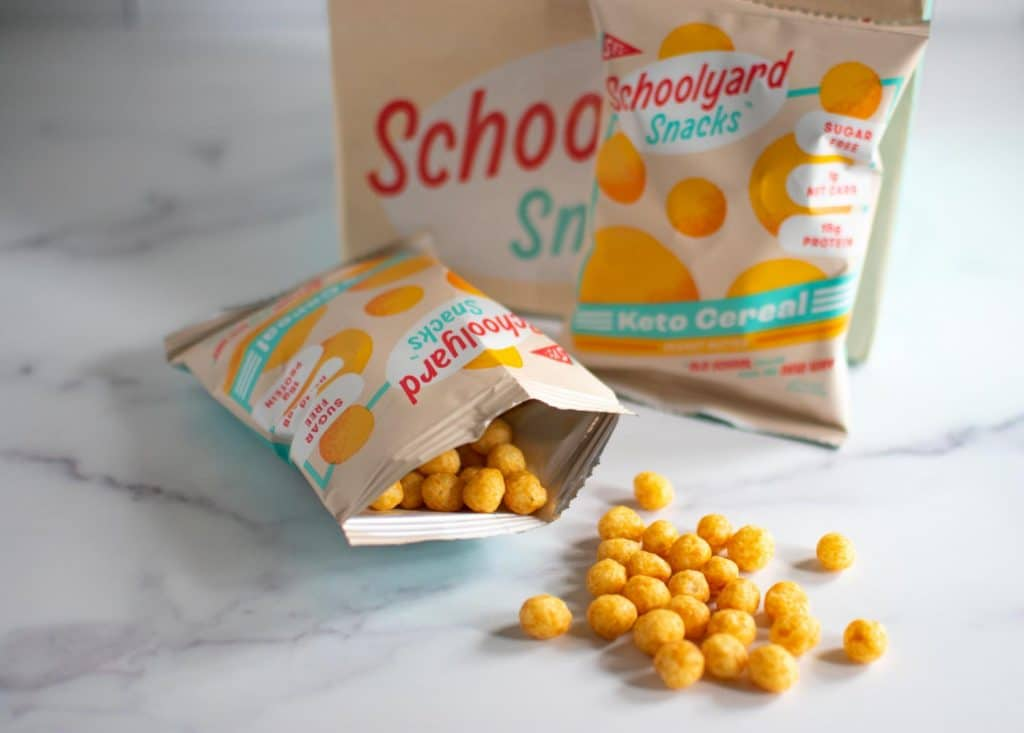 Are Schoolyard Snacks Any Good? An Honest Review -keto cake walk-