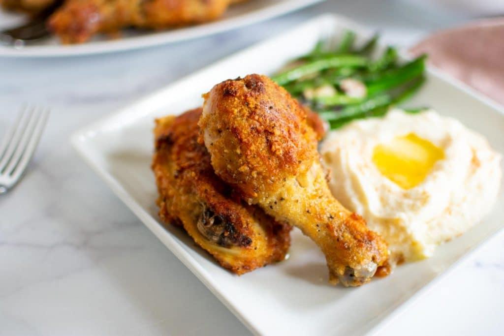 Keto Fried Chicken -keto cake walk-